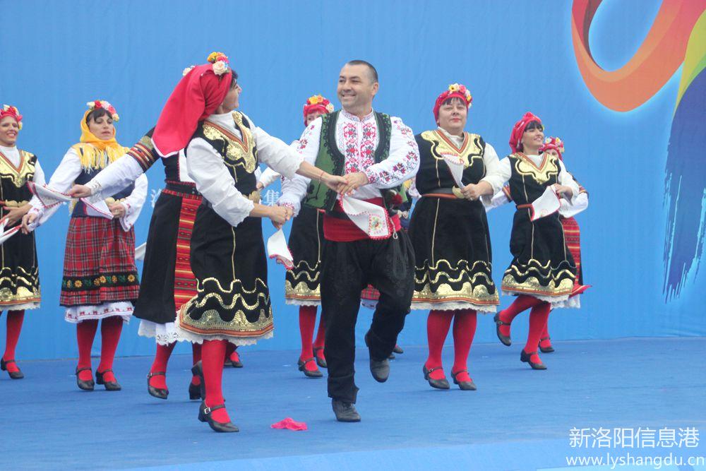 照片帖(643)河洛文化旅游节异国风情表演随拍《三》