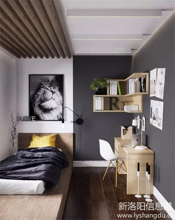 【欧派整装大家居?#35838;?#23460;书房一体化可以这么设计!