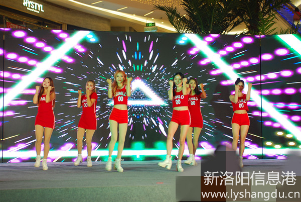 CBBA中国(国际)体育模特大赛 洛阳赛区启动仪式盛大举行