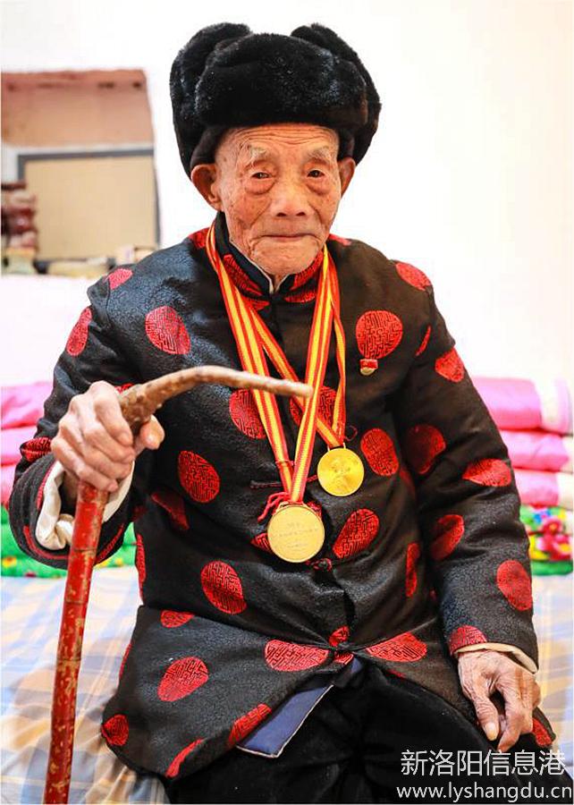 王太富老先生一百岁生日隆重 庆寿