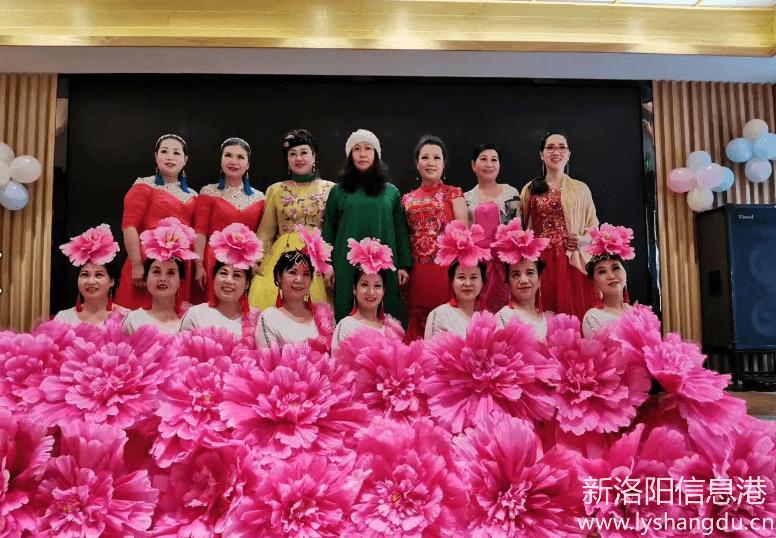 """""""新洛阳信息港""""举办2020年迎新春年会"""