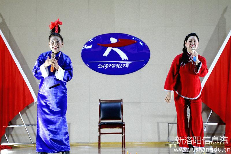 小品《狗蛋相亲》表演者:韩利娜,张丽芳
