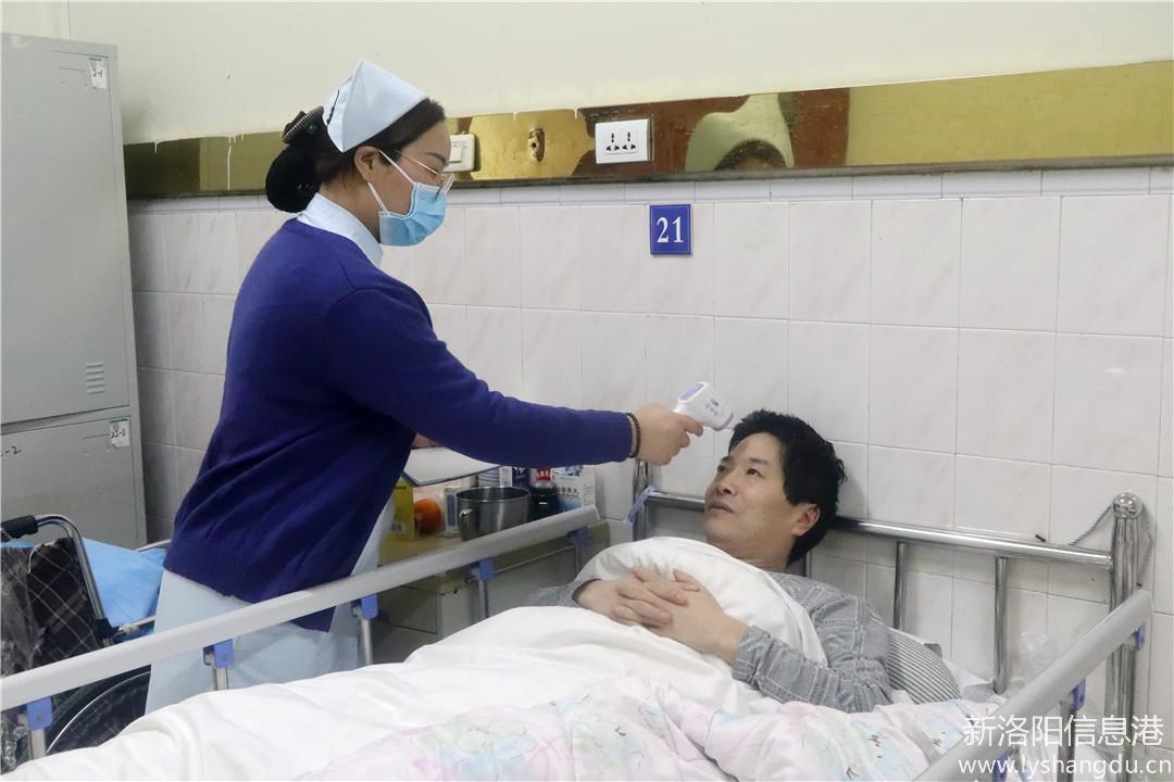 除夕之夜新洛阳信息港网友走进河南省洛阳正骨医院纪实