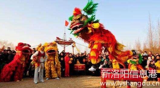 今年春节洛阳投资庙会、灯展的估计亏大了吧?