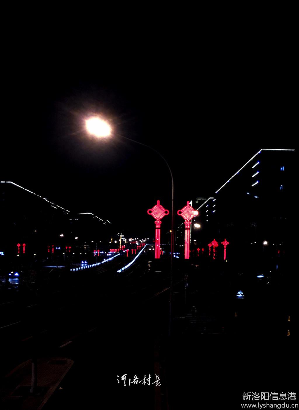 洛城夜色景逸