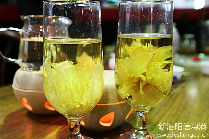 洛阳牡丹花茶