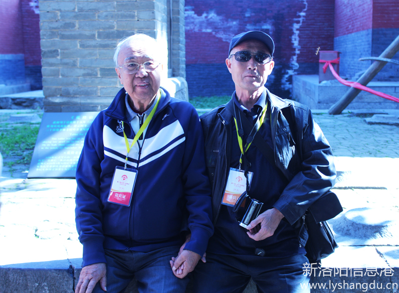 中国第一红墙翻译、著名外交家冀朝铸