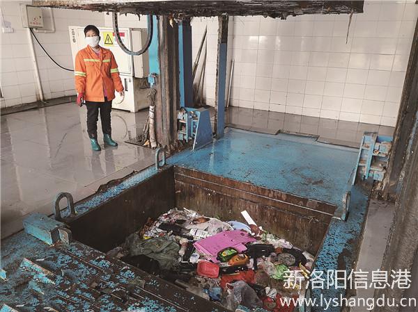 洛阳一老人丢失58万元存款凭据 翻遍4吨垃圾终于找回