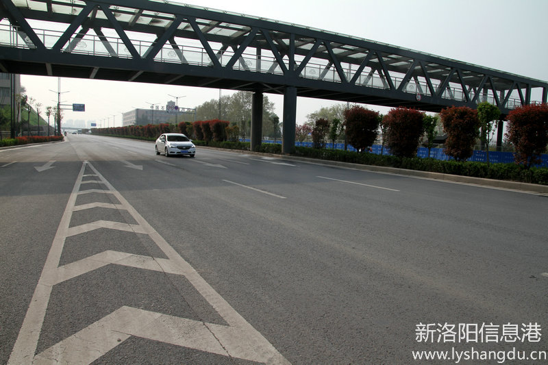 洛阳南环路过街天桥