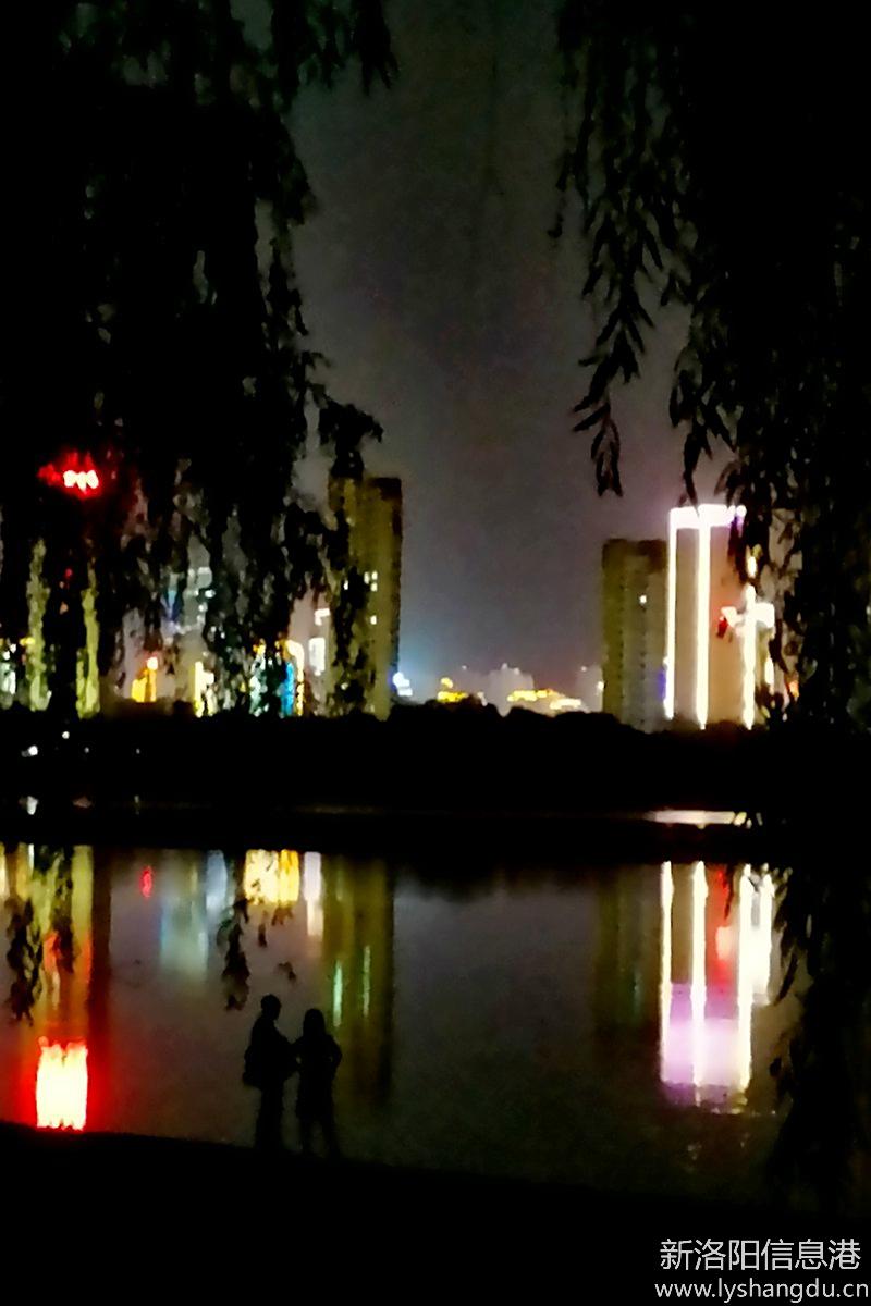 夜景如诗,豪放浪漫【手机拍摄】