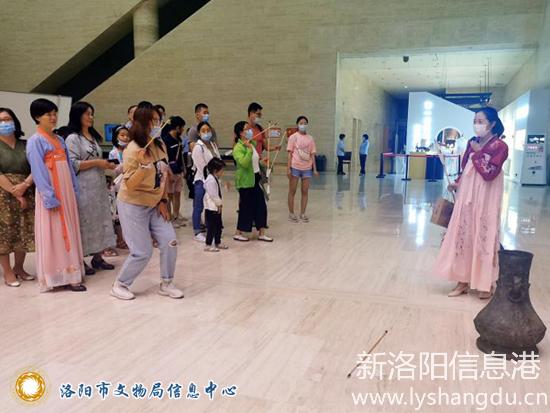 """洛阳博物馆""""投壶雅戏""""体验活动圆满成功"""