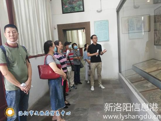 洛阳民俗博物馆志愿者考核圆满结束