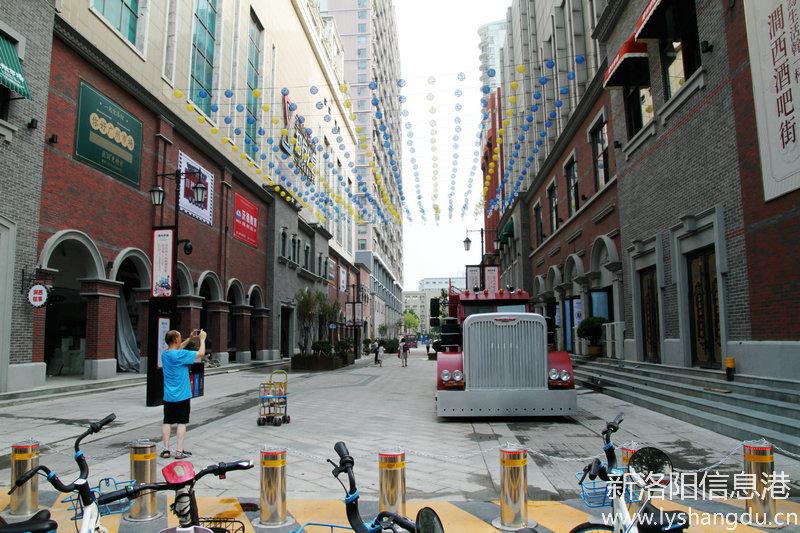 广州市场步行街掠影