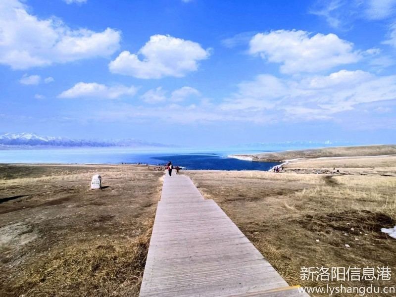 [铁军视角]游赛里木湖